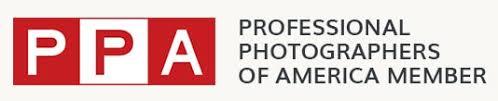 professional photographers of america member logo